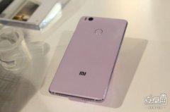 小米手机4S现场体验 淡紫色版有女生爱吗?