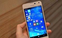 Lumia 650简单上手 这颜值比950好上不少